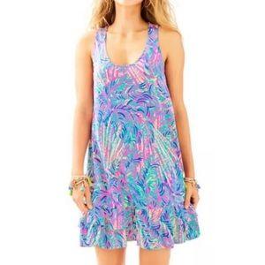 Lilly Pulitzer Evangelia Dress in size XS Pink
